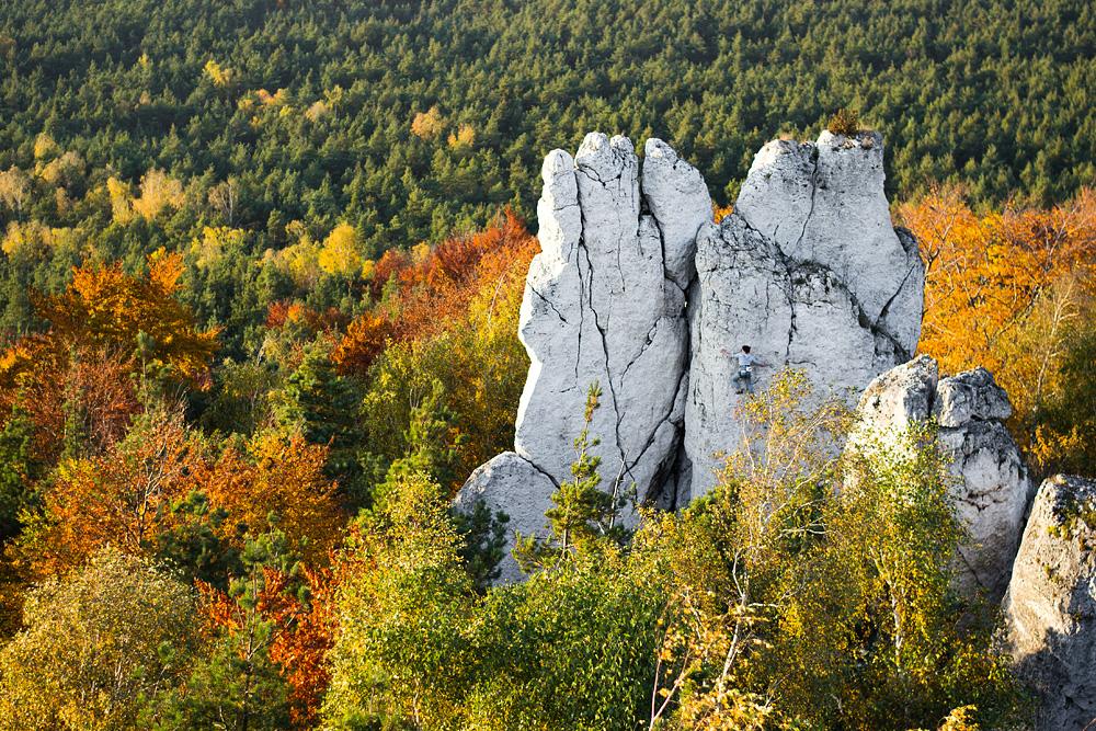 2013 rok, Góra Zborów – czasem warto też być w odpowiednim miejscu i czasie :)