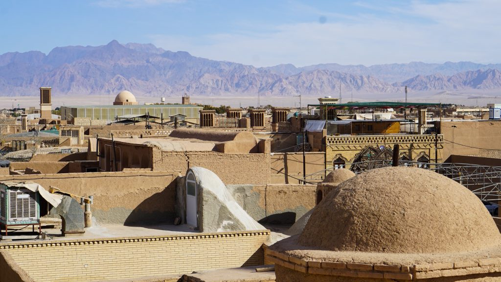 Ruchome piaski Persji