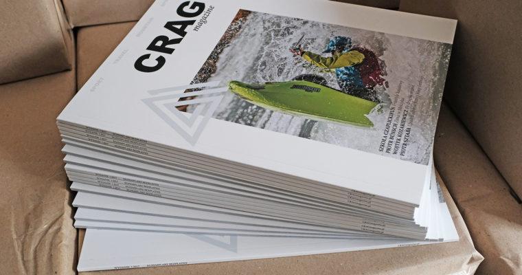 Wiosenne wydanie CRAGmagazine jest już dostępne!