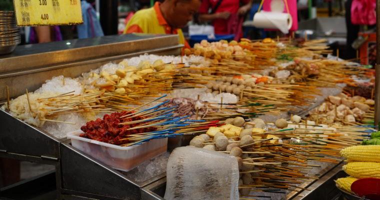 Wspinaczkowe kolory Malezji