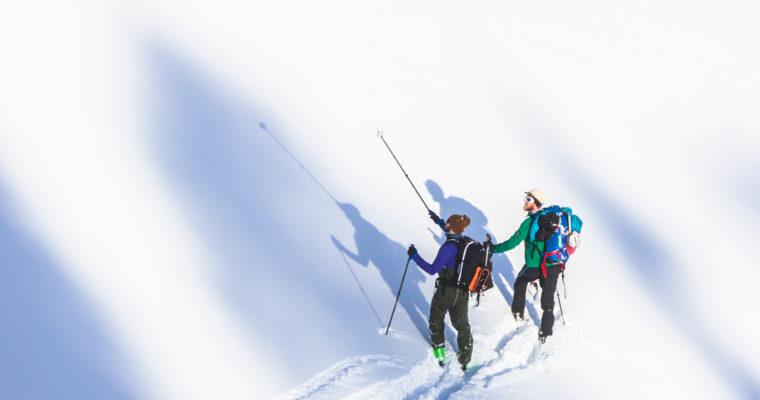 Slovenia Ski Expedition. Triglavska Magistrala – niespełnione skitourowe marzenie