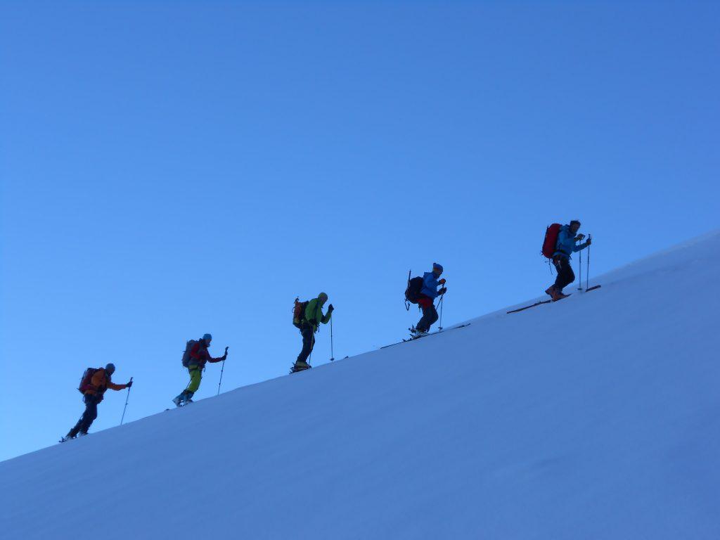 Dom, praca, pasja: Chamonix