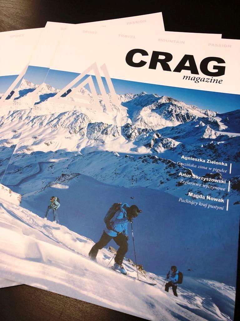CRAGmagazine – wydanie ósme!