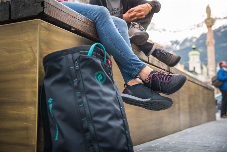 Precyzja, komfort i minimalistyczny styl – buty podejściowe Black Diamond